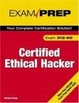 Cover of Certified Ethical Hacker Exam Prep