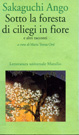 Cover of Sotto la foresta di ciliegi in fiore