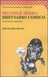 Cover of Breviario comico
