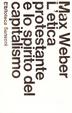 Cover of L'etica protestante e lo spirito del capitalismo