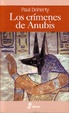 Cover of LOS CRIMENES ANUBIS UN CASO DEL JUEZ AMEROTKE|