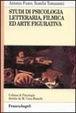 Cover of Studi di psicologia letteraria, filmica ed arte figurativa