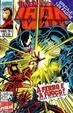 Cover of Venom contro Iron Man: A ferro e fuoco