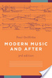 Cover of Modern Music and After