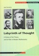 Cover of Labyrinth of thought