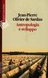 Cover of Antropologia e sviluppo