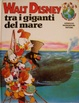 Cover of Tra i giganti del mare