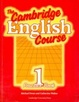 Cover of The Cambridge English Course 1 Practice book