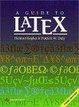 Cover of A Guide to LATEX