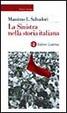 Cover of La sinistra nella storia italiana