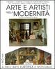 Cover of Arte e artisti nella modernità