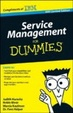 Cover of Service Management for Dummies