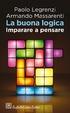 Cover of La buona logica