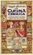 Cover of Viaggio illustrato nella cucina ebraica