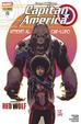 Cover of Capitan America n. 72