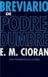 Cover of Breviario de podredumbre