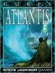 Cover of GURPS Atlantis