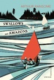 Cover of Swallows and Amazons