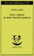 Cover of Gesta e opinioni del dottor Faustroll, patafisico