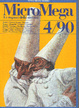 Cover of MicroMega 4/90