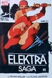 Cover of Elektra Saga vol. 2 (di 2)