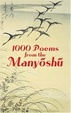 Cover of 1000 Poems from the Manyoshu