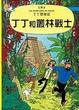 Cover of 丁丁歷險記22