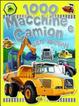 Cover of Mille macchine e camion. Con adesivi