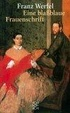 Cover of Eine Blassblaue Frauenschrift