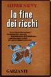 Cover of La fine dei ricchi