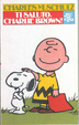Cover of Ti saluto, Charlie Brown!