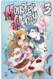 Cover of Monster Allergy Vol. 3