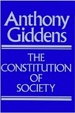 Cover of The Constitution of Society