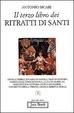 Cover of Il terzo libro dei ritratti di santi