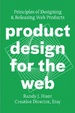 Cover of Product Design for the Web