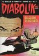 Cover of Diabolik Anno XLI n. 7