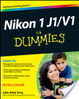 Cover of Nikon 1 J1/V1 For Dummies