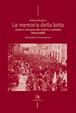 Cover of La memoria della lotta