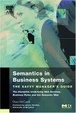Cover of Semantics in Business Systems, First Edition