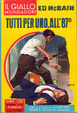 Cover of Tutti per uno all'87°