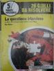 Cover of La questione irlandese e altre 25 indagini per lettori-detective