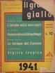 Cover of Il grande giallo -Una raccolta di capolavori