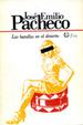 Cover of Las batallas en el desierto