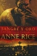 Cover of Sangre y Oro