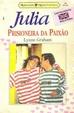 Cover of Prisioneira da Paixão