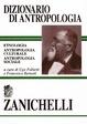 Cover of Dizionario di antropologia