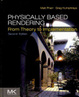 Cover of Physically Based Rendering
