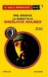 Cover of La vendetta di Sherlock Holmes