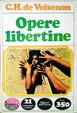 Cover of Opere libertine