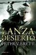 Cover of La lanza del desierto